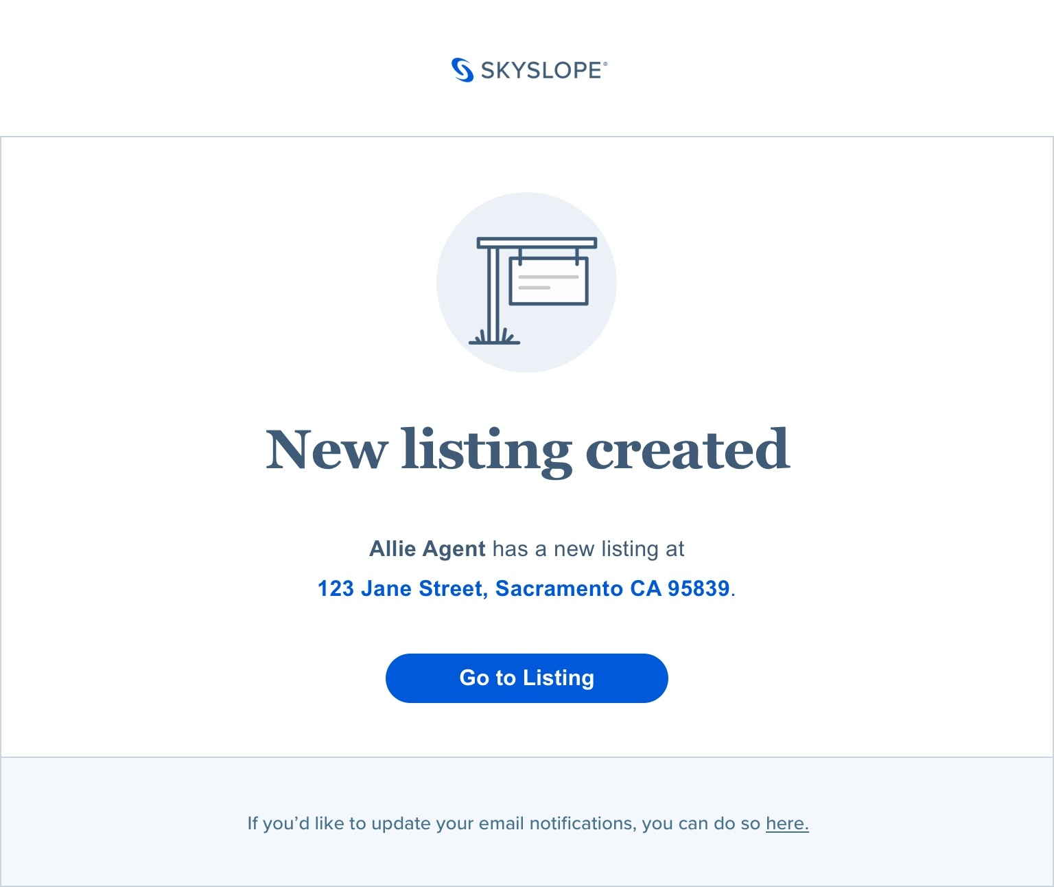new_listing_email